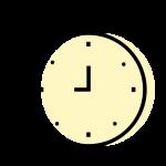 Ilustracja tarczy zegara