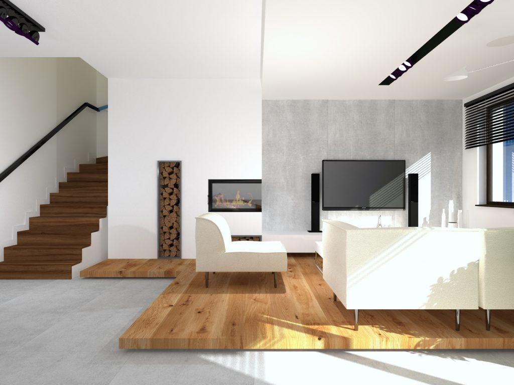 Projekt architektoniczny luksusowy architekt