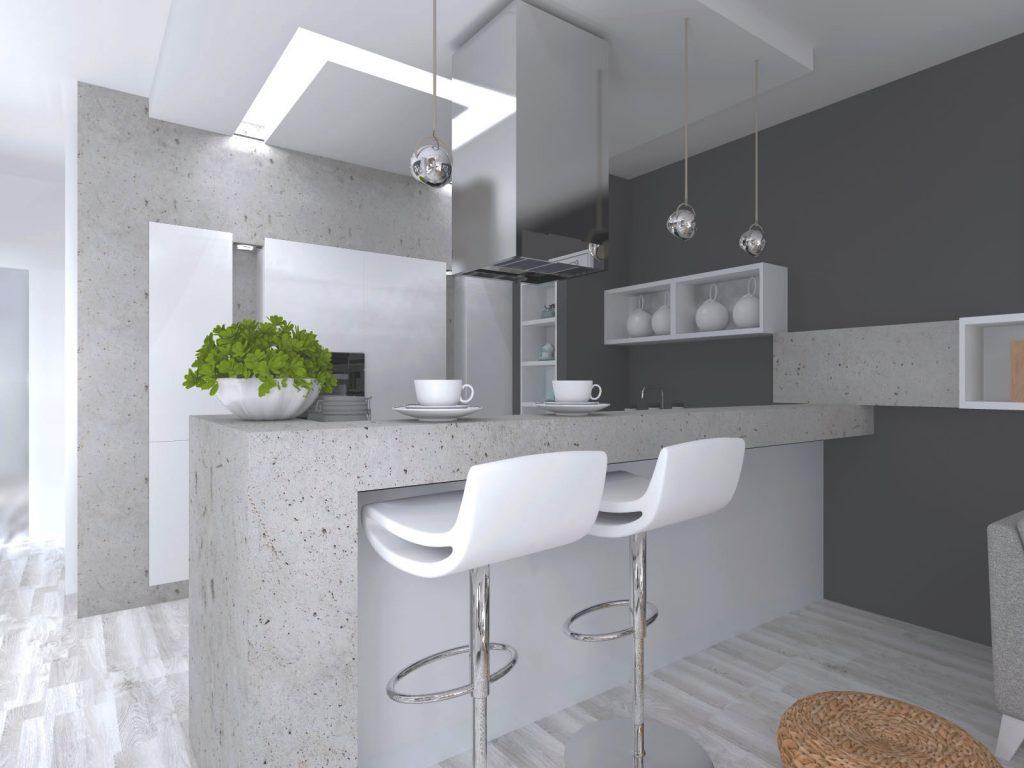 Architekt Katowice kuchnia