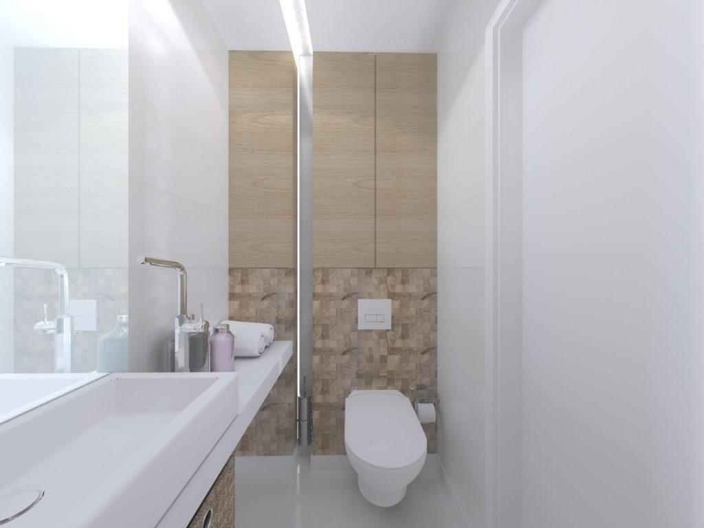 Mała łazienka architekt Katowice