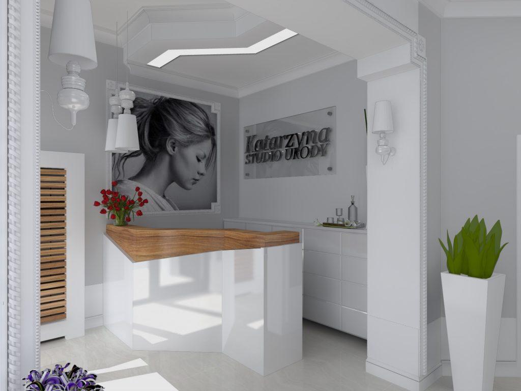 Salon kosmetyczny architekt Katowice
