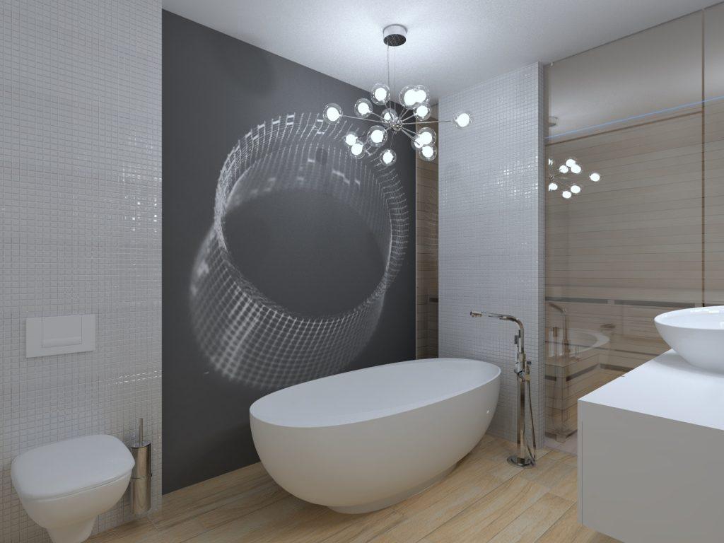 Aranżacja wnętrza łazienka